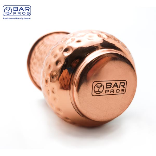 Julep Cup Copper Hammered