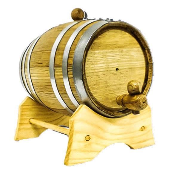 1 Liter Oak Barrel