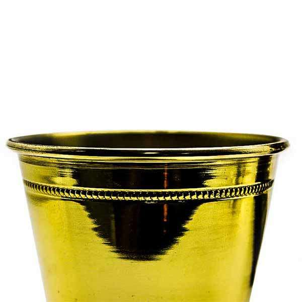 Julep Cup Gold 14oz