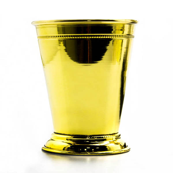 Julep Cup Gold 14oz