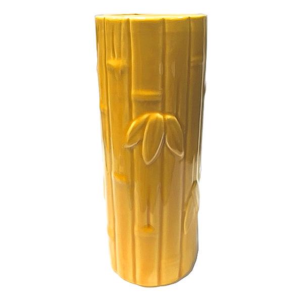 Yellow Bamboo Tiki Mug