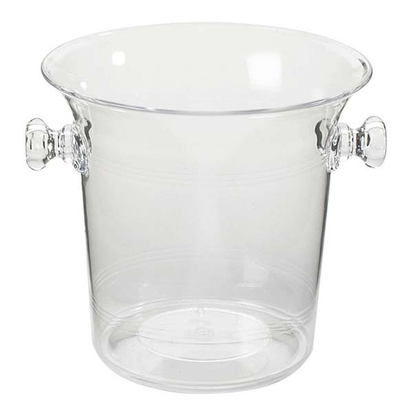 Acrylic Wine Bucket 1L