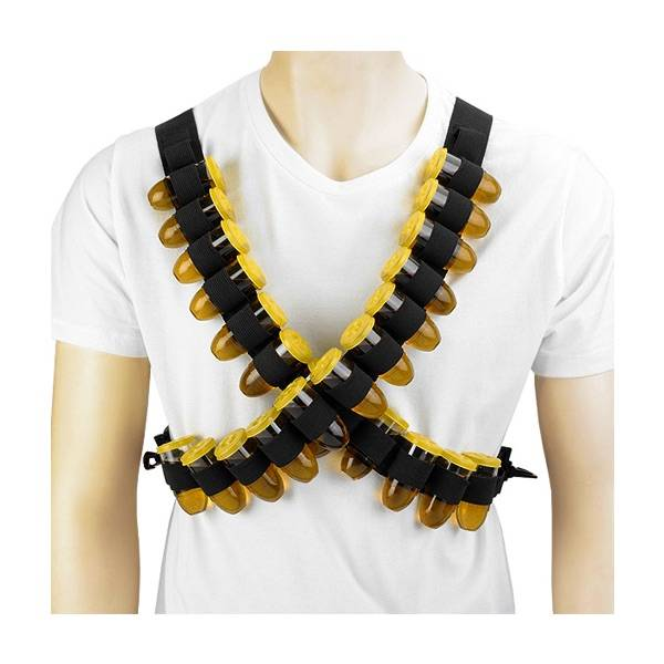 Shot Ammo Bandolier Belt 28 Shots