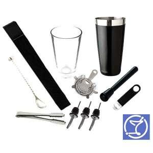 black-cocktail-shaker