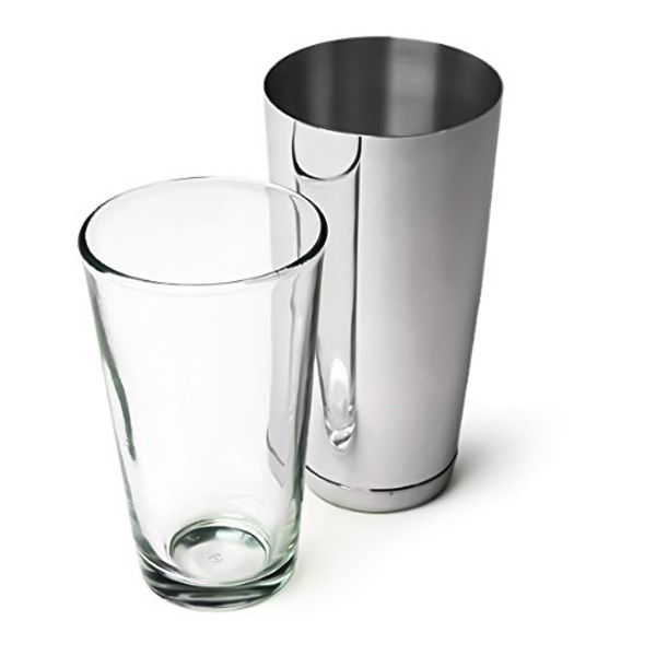 Boston Shaker with mixing glass