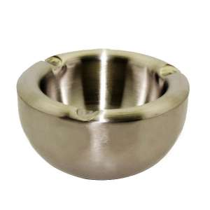 Ashtray Curved 10cm barpros
