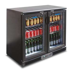 Backbar Cooler ( 2 sliding glass Doors )