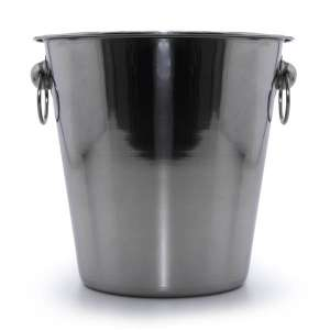 Stainless Steel Table Ice Bucket Heavy