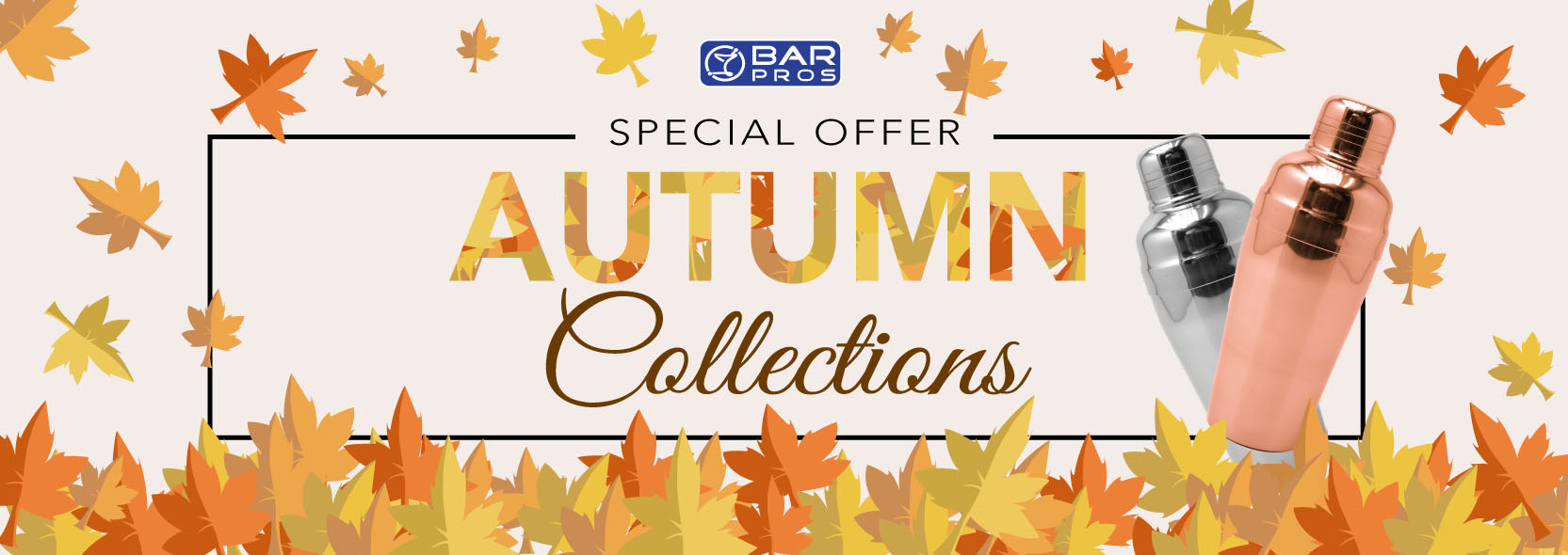Special Offer Autumn Collections - Barpros