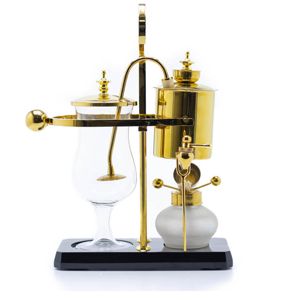 Belgian Luxury Coffee Maker Siphon