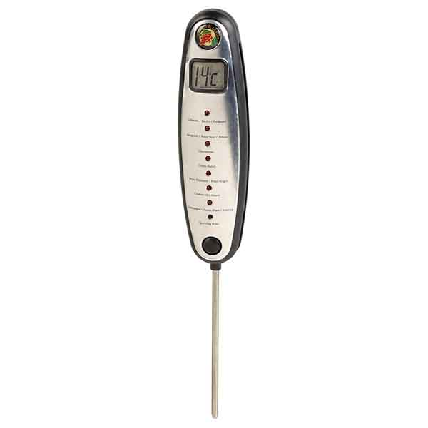 L'Objet & Le Vin Electronic Digital Wine Thermometer