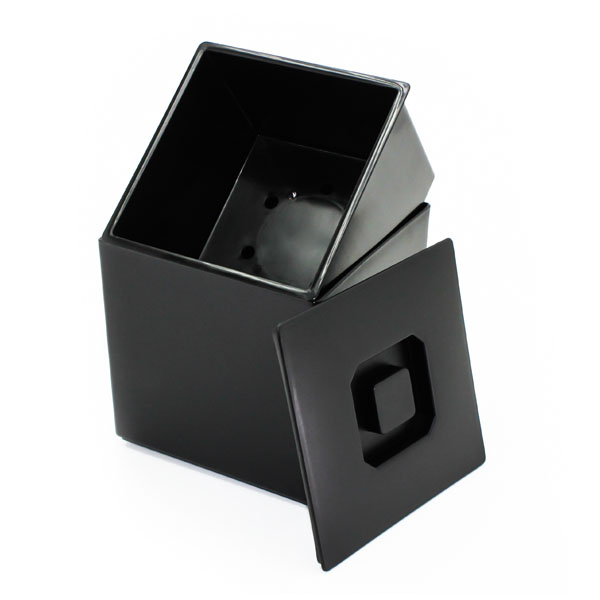 Plastic Square Ice Bucket 3 Litre