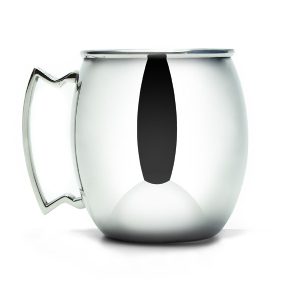 Stainless Steel Mule Mug 16oz