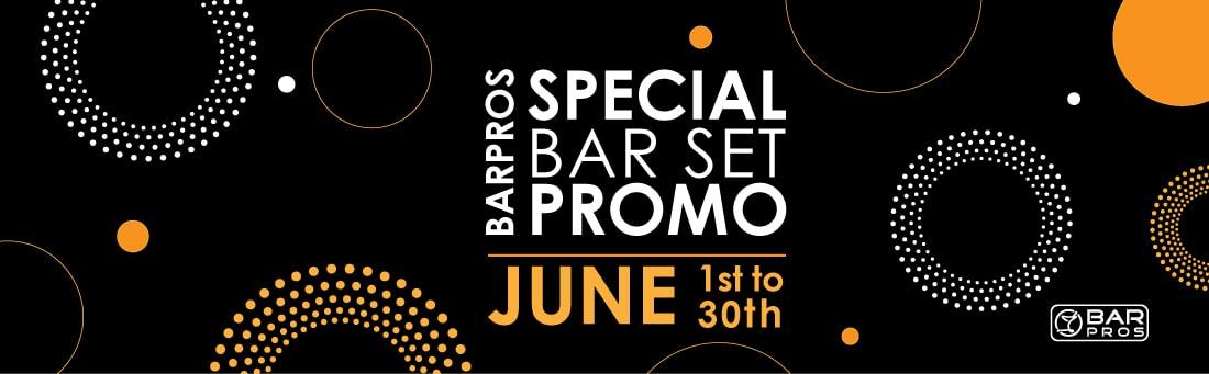 Special Bar Set Promo