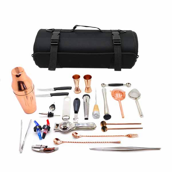 Deluxe Professional Bar Tool Kit