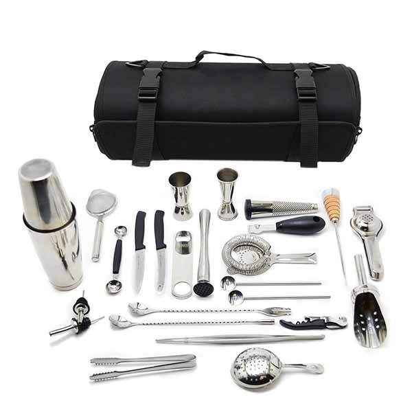 Bar Kit Pro Set Stainless Steel