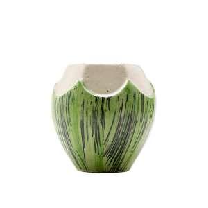 450ml Yellow Coconut Tiki Mug Ceramic