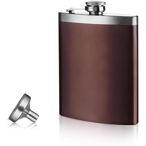 Vacu Vin Flask & Funnel