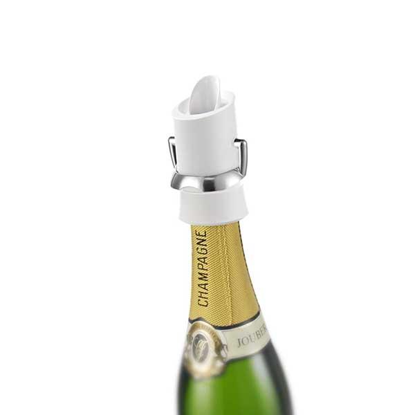 Champagne Saver White