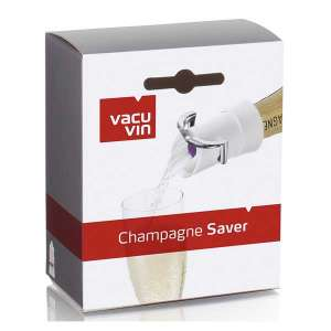 Champagne Saver White