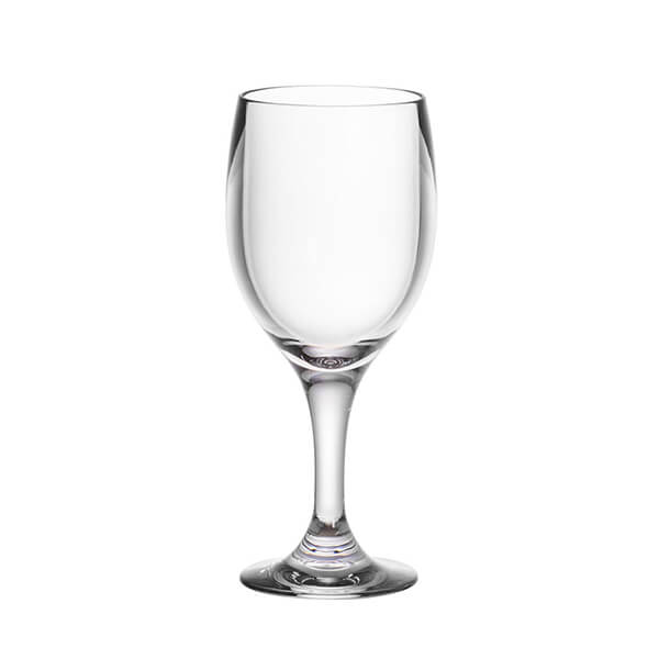 290ml Clear Polycarbonate Red Wine
