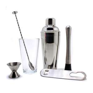 Home Bar Starter Kit Gift Set