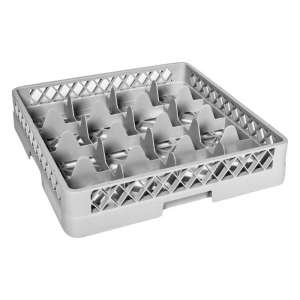 The Dishwasher 16 Compartment Glass Rack